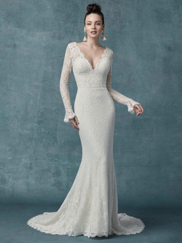 Maggie Sottero Antonia Wedding Dress