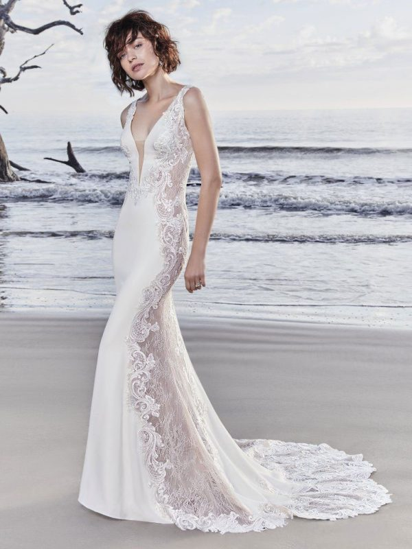 Sottero & Midgley Bradford Rose Wedding Dress