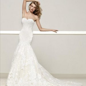 Pronovias Druida Wedding Dress