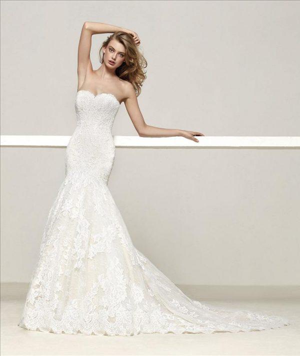 Pronovias Druida Wedding Dress