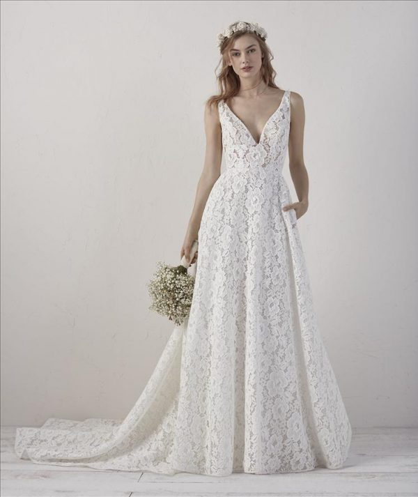 Pronovias Einat Wedding Dress
