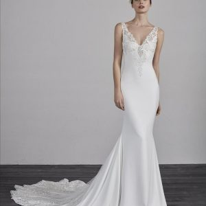 Pronovias Endika Wedding Dress