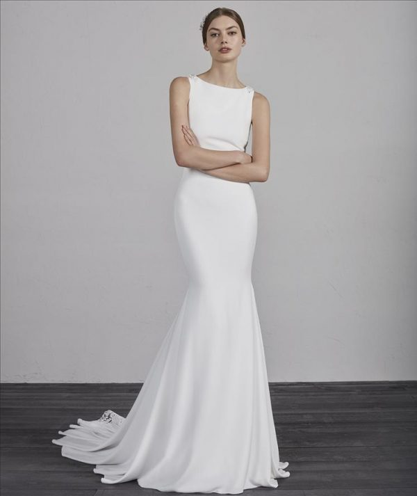 Pronovias Enol Wedding Dress