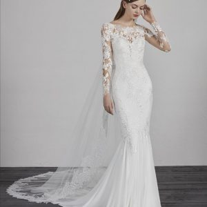 Pronovias Esperenza Wedding Dress