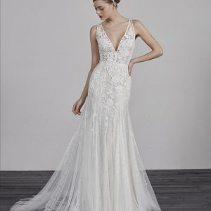 Pronovias Estampa Wedding Dress