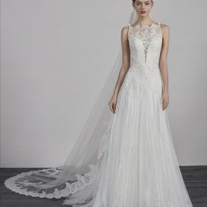 Pronovias Estepa Wedding Dress