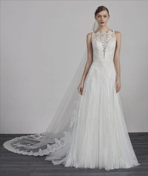 Pronovias Estepa Wedding Dress