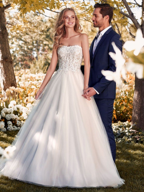 Rebecca Ingram Lavonne Wedding Dress