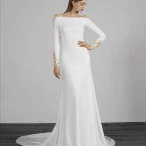 Pronovias Memory Wedding Dress
