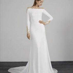 Pronovias Memory Wedding Dress