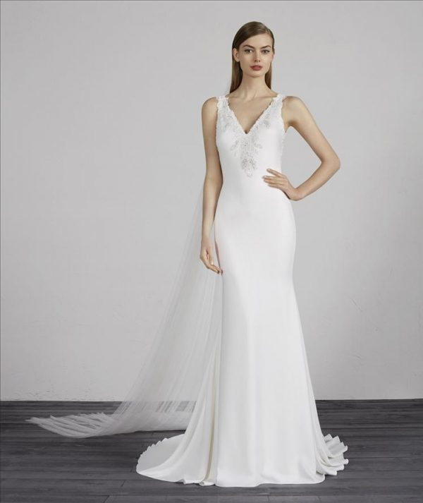 Pronovias Merida Wedding Dress