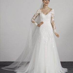 Pronovias Meryl Wedding Dress