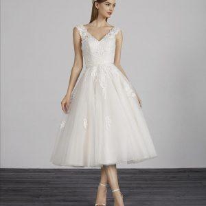 Pronovias Minna Wedding Dress