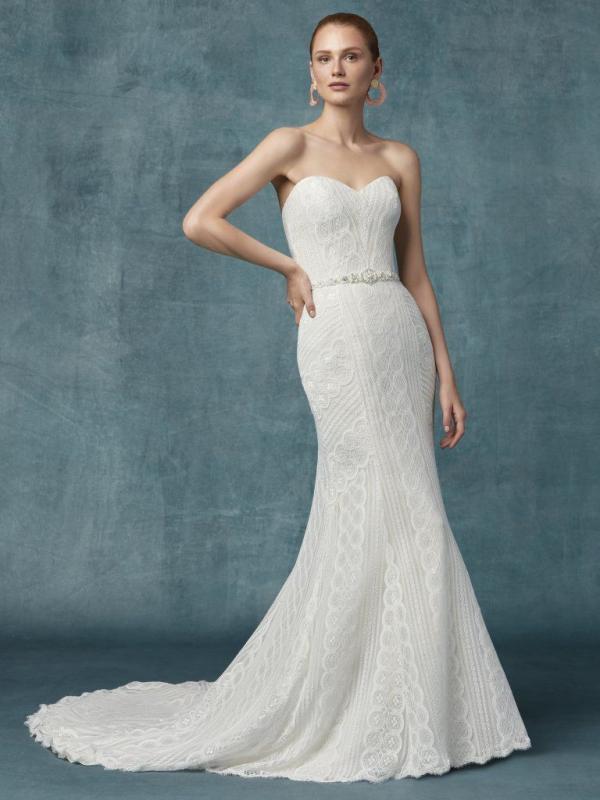 Maggie Sottero Geraldine Wedding Dress
