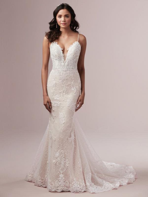 Rebecca Ingram Laurette Wedding Dress